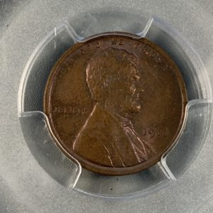 1913 Lincoln Cent MS65BN PCGS 'Prince Purple'