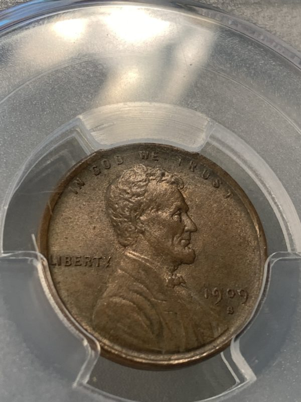 1909-S VDB Cent, Appealing MS63BN PCGS CAC Example of This Key Date