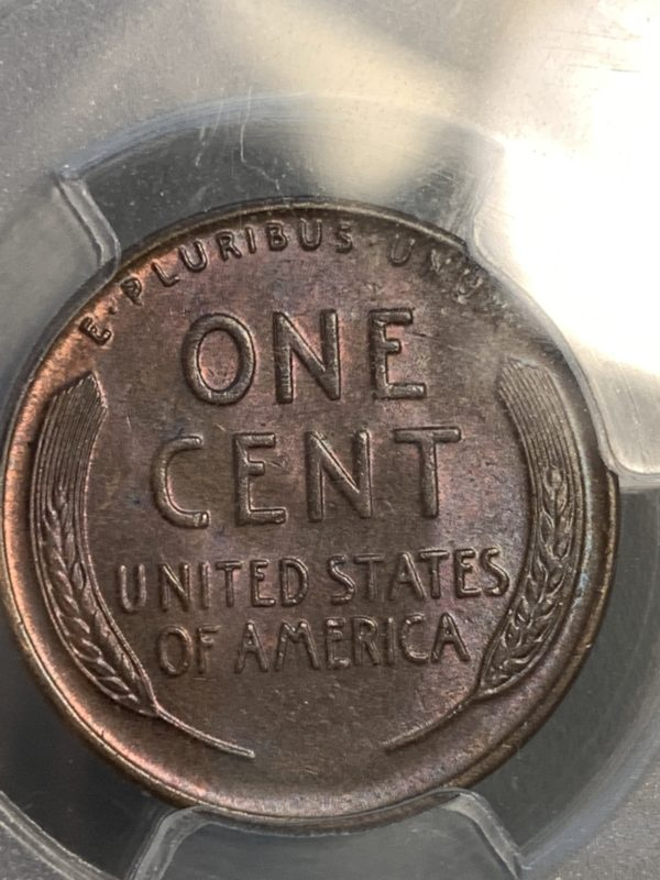 1933-D Lincoln Cent, MS64BN PCGS, Nice for the Grade