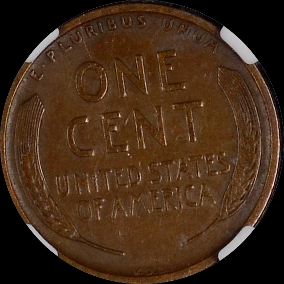 1909-S VDB Lincoln Cent, Fine 15 NGC, Original Surfaces