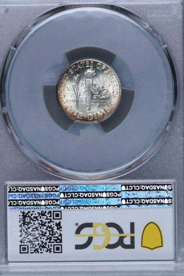1950 Roosevelt Dime MS67 PCGS
